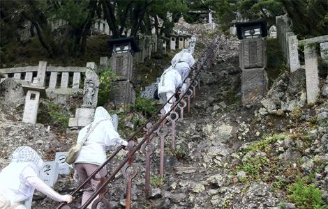 第72番瀧湖寺奥之院:笠ヶ滝